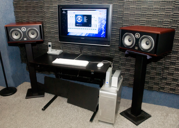 sound chamber recording. Black Bedroom Furniture Sets. Home Design Ideas